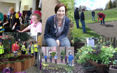 Horticulture consultant and trainer for communities in the North West
